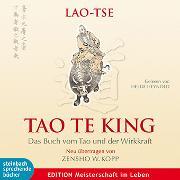 Cover-Bild zu Lao-Tse - Tao Te King