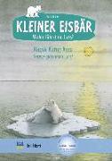 Cover-Bild zu Beer, Hans de: Kleiner Eisbär - Wohin fährst du, Lars? Kinderbuch Deutsch-Türkisch