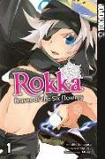 Cover-Bild zu Yamagata, Ishio: Rokka - Braves of the Six Flowers 01