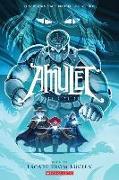 Cover-Bild zu Kibuishi, Kazu: Amulet 06: Escape from Lucien