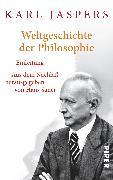 Cover-Bild zu Weltgeschichte der Philosophie von Jaspers, Karl