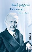 Cover-Bild zu Denkwege von Jaspers, Karl