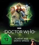 Cover-Bild zu Gallagher, Stephen: Doctor Who - Vierter Doktor - Flucht aus dem E-Space