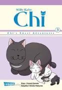 Cover-Bild zu Kanata, Konami: Süße Katze Chi: Chi's Sweet Adventures 3