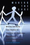 Cover-Bild zu Graham, Andrew: Making the Case