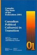 Cover-Bild zu Telford, Hamish: Canada: The State of the Federation 2001