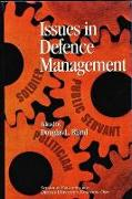 Cover-Bild zu Bland, Douglas L.: Issues In Defence Management