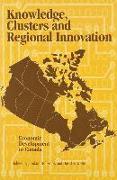 Cover-Bild zu Holbrook, Adam: Knowledge, Clusters and Regional Innovation