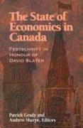 Cover-Bild zu Grady, Patrick: The State of Economics in Canada