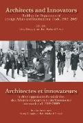 Cover-Bild zu Donaghy, Greg: Architects and Innovators/Architectes et Innovateurs