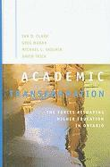 Cover-Bild zu Clark, Ian D.: Academic Transformation