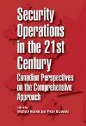 Cover-Bild zu Rostek, Michael: Security Operations in the 21st Century