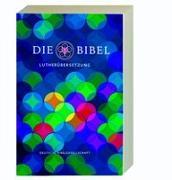 Cover-Bild zu Lutherbibel revidiert 2017 - Klappenbroschur