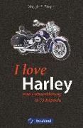 Cover-Bild zu I love Harley