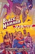 Cover-Bild zu Lemire, Jeff: Black Hammer/Justice League: Hammer of Justice!
