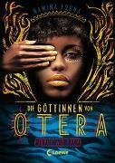Cover-Bild zu Forna, Namina: Die Göttinnen von Otera (Band 2) - Purpur wie Rache