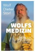 Cover-Bild zu Storl, Wolf-Dieter: Wolfsmedizin - eBook (eBook)