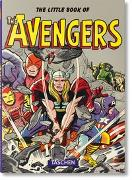 Cover-Bild zu Thomas, Roy: The Little Book of Avengers