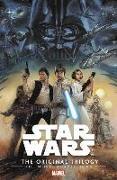 Cover-Bild zu Thomas, Roy (Ausw.): Star Wars: The Original Trilogy - The Movie Adaptations