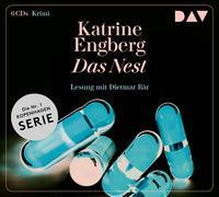 Cover-Bild zu Engberg, Katrine: Das Nest. Der Kopenhagen-Krimi