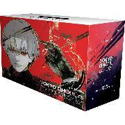 Cover-Bild zu Sui Ishida: Tokyo Ghoul:re Complete Box Set
