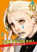 Cover-Bild zu Ishida, Sui: Tokyo Ghoul 10