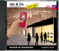 Cover-Bild zu Hollenstein, David: Jan und Co. 03. Verdacht im Chleiderlade