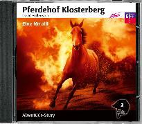 Cover-Bild zu Hollenstein, David: Pferdehof Klosterberg - Eine für alli