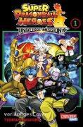 Cover-Bild zu Nagayama, Yoshitaka: Super Dragon Ball Heroes Universe Mission 1