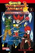 Cover-Bild zu Nagayama, Yoshitaka: Super Dragon Ball Heroes 3