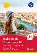 Cover-Bild zu Sprachkurs Plus Italienisch. Buch mit MP3-CD, Onlineübungen, App und Videos