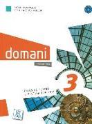 Cover-Bild zu domani 3. Kurs- und Arbeitsbuch mit DVD-ROM und Audio-CD