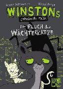 Cover-Bild zu Scheunemann, Frauke: Winstons geheimste Fälle (Band 1) - Der Fluch der Wächterkatze
