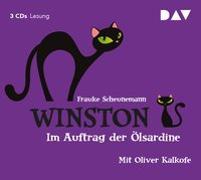 Cover-Bild zu Scheunemann, Frauke: Winston - Teil 4: Im Auftrag der Ölsardine