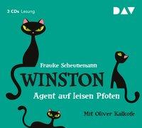 Cover-Bild zu Scheunemann, Frauke: Winston - Teil 2: Agent auf leisen Pfoten