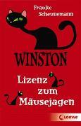 Cover-Bild zu Scheunemann, Frauke: Winston - Lizenz zum Mäusejagen