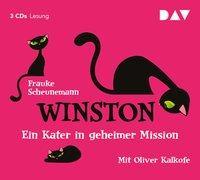 Cover-Bild zu Scheunemann, Frauke: Winston - Teil 1: Ein Kater in geheimer Mission