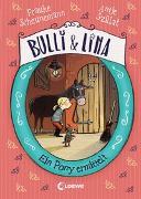 Cover-Bild zu Scheunemann, Frauke: Bulli & Lina - Ein Pony ermittelt