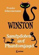 Cover-Bild zu Scheunemann, Frauke: Winston (Band 7) - Samtpfoten auf Phantomjagd
