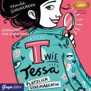 Cover-Bild zu Scheunemann, Frauke: T wie Tessa 01. Plötzlich Geheimagentin!
