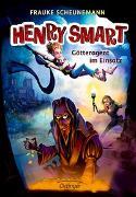 Cover-Bild zu Scheunemann, Frauke: Henry Smart 2. Götteragent im Einsatz