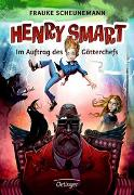 Cover-Bild zu Scheunemann, Frauke: Henry Smart