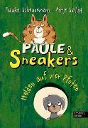 Cover-Bild zu Scheunemann, Frauke: Paule und Sneakers