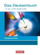 Cover-Bild zu Das Deutschbuch - Fachhochschulreife - Rheinland-Pfalz. 11./12. Schuljahr - Schülerbuch von Biermann, Martina