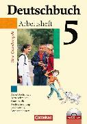 Cover-Bild zu Deutschbuch 5. Schuljahr. Arbeitsheft von Berghaus, Christoph