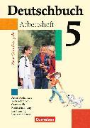 Cover-Bild zu Deutschbuch 5. Neue Grundausgabe. Arbeitsheft von Berghaus, Christoph