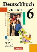 Cover-Bild zu Deutschbuch 6. Schuljahr. Arbeitsheft mit Lösungen von Berghaus, Christoph