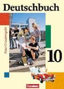 Cover-Bild zu Deutschbuch 10. Schuljahr. Neue Grundausgabe. Schülerbuch von Berghaus, Christoph
