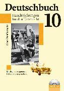 Cover-Bild zu Deutschbuch 10. Schuljahr. Neue Grundausgabe. Handreichungen für den Unterricht von Berghaus, Christoph