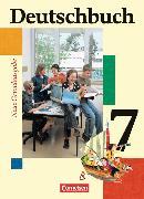 Cover-Bild zu Deutschbuch 7. Schuljahr. Neue Grundausgabe. Sprach- und Lesebuch von Berghaus, Christoph